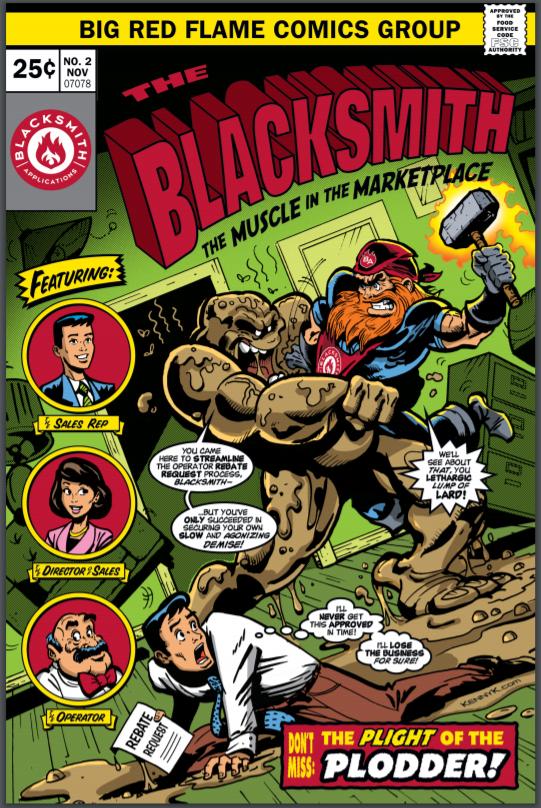 comic issue 2
