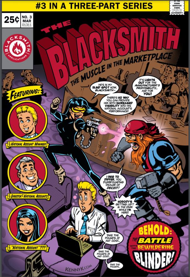 comic issue 3