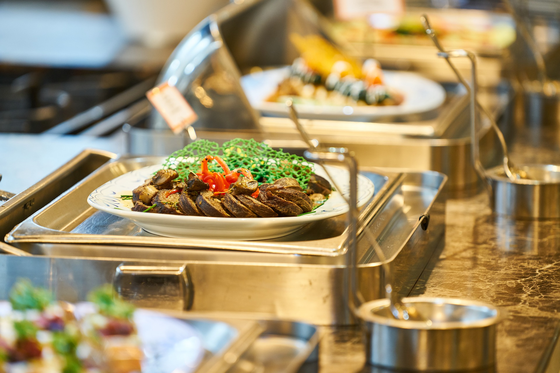 buffet _ foodservice _ meat